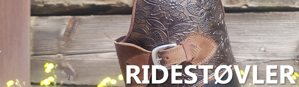 Ridestøvler Køb nye ridestøvler fra populære brands