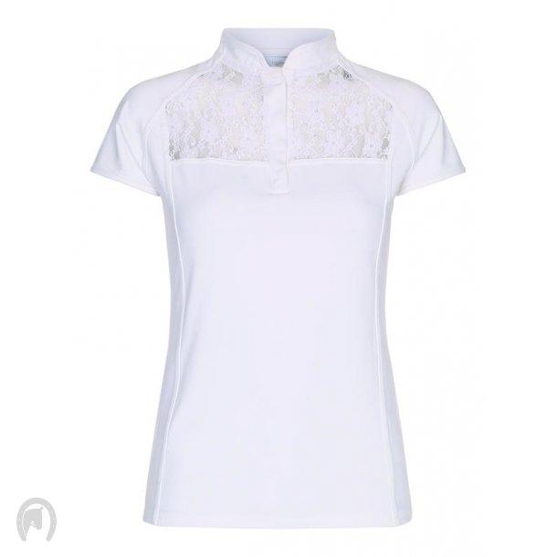 Equipage Orinoco Blonde Stævne T-shirt Junior Hvid