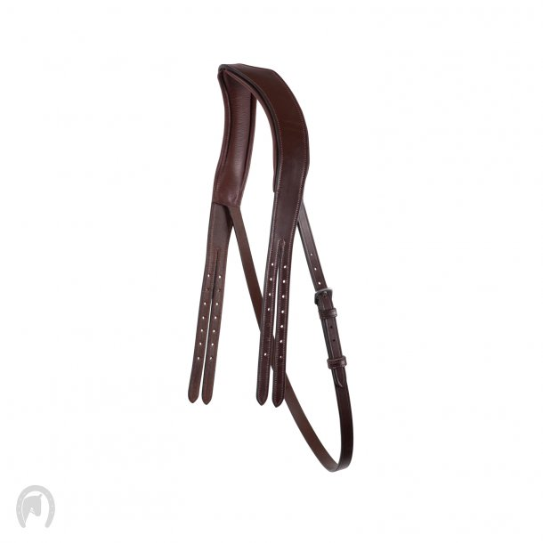 Montar Nakkestykke Classic ECO Leather Brun