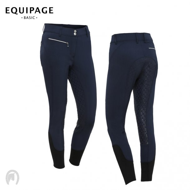Equipage Alissa Full Grip Navy