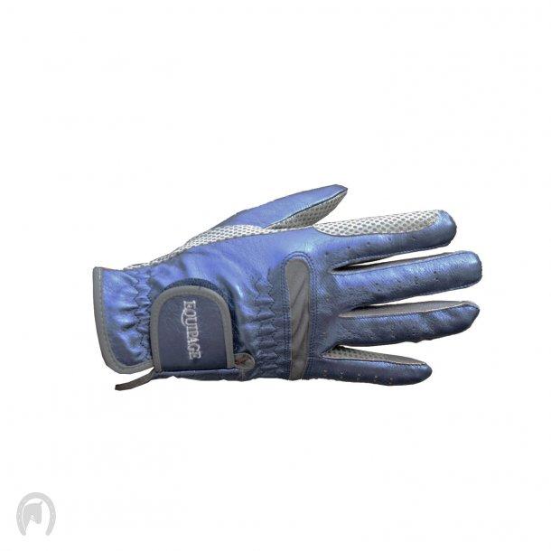 Equipage Performance Handsker Blå