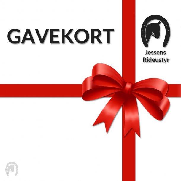 Gavekort (KUN TIL WEBSHOP)
