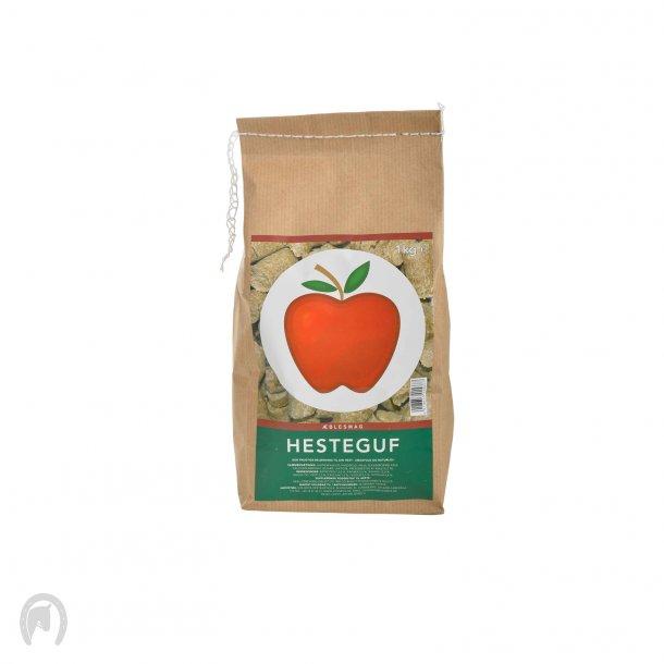 Hesteguf 1kg Æble