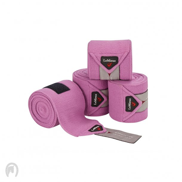Lemieux Polo Fleecebandager - Lavender