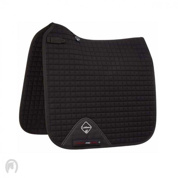 Lemieux ProSport Dressage SQ Plain Underlag Sort