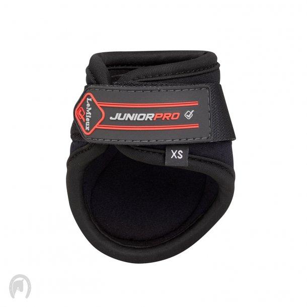 LeMieux Junior pro feltlock boots Bagben Sort