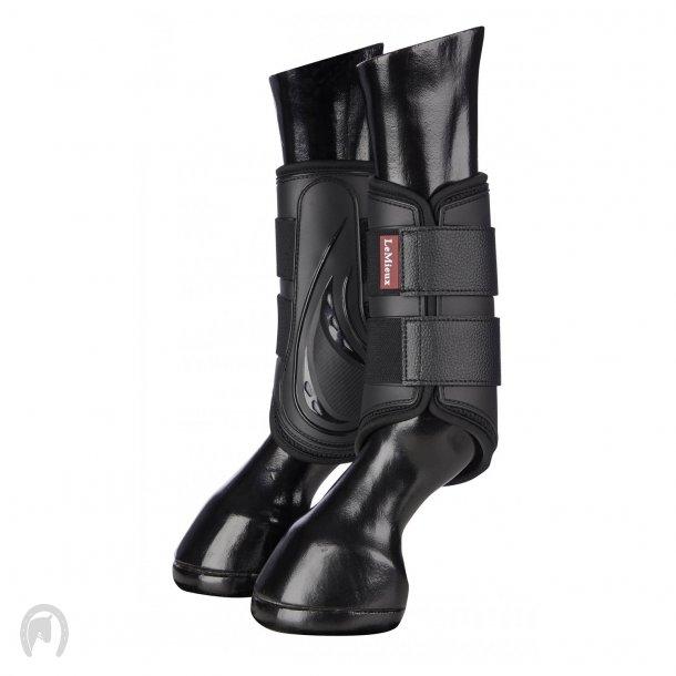 Lemieux Proshell Brushing Boots - Sort