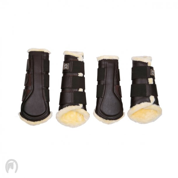 Montar Protection boots Tech leather Brun