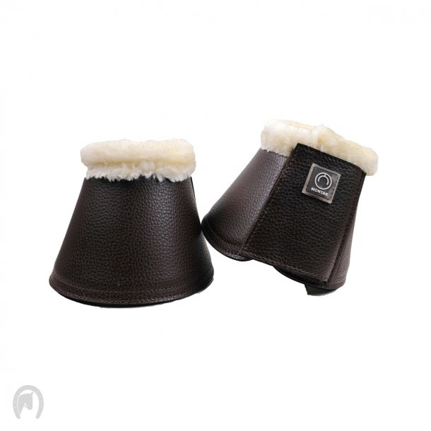 Montar PU leather Klokker smooth set2 brun