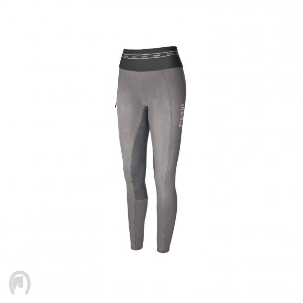 Pikeur Ivana Grip Jeans Ridetights Grå