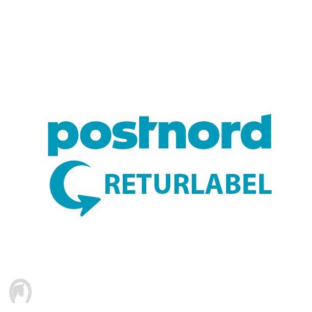 Returlabel (Sendes kun pr mail)