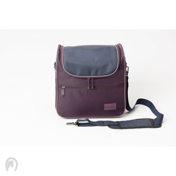 Soméh Grooming Bag Compact Bordeaux