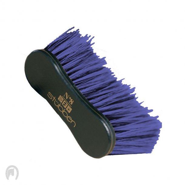 Stübben Flicker mane brush No.8 (Blå)