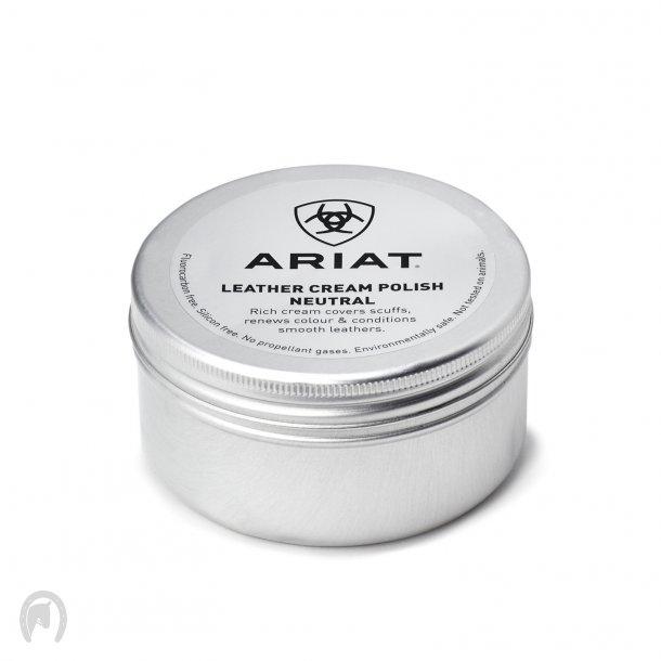 Ariat Leather Cream Polish Nautral