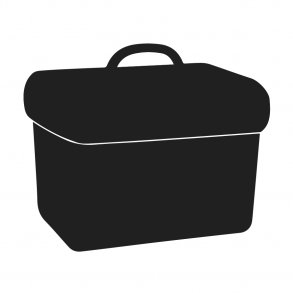 Strigletasker & -kasser