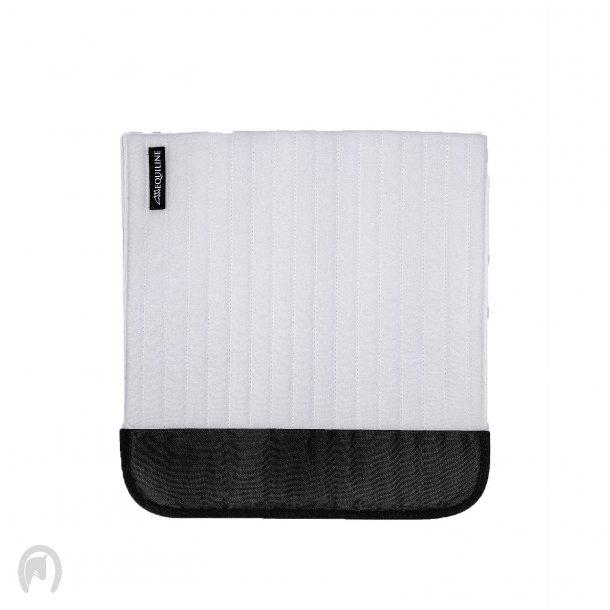 Equiline Xaviar Bandageunderlag Hvid 4 stk (45x45)