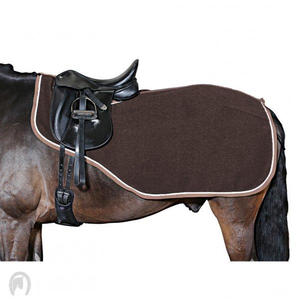 Horse Guard Skridtdækken Uld - Brun