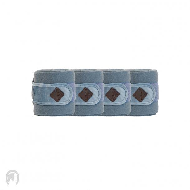 Kentucky Velvet Fleecebandager Light Blue- 4stk