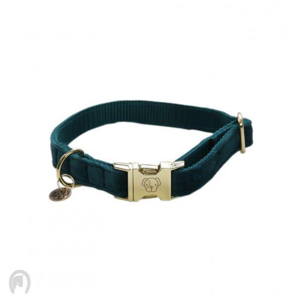 Kentucky Halsbånd Velvet Emerald