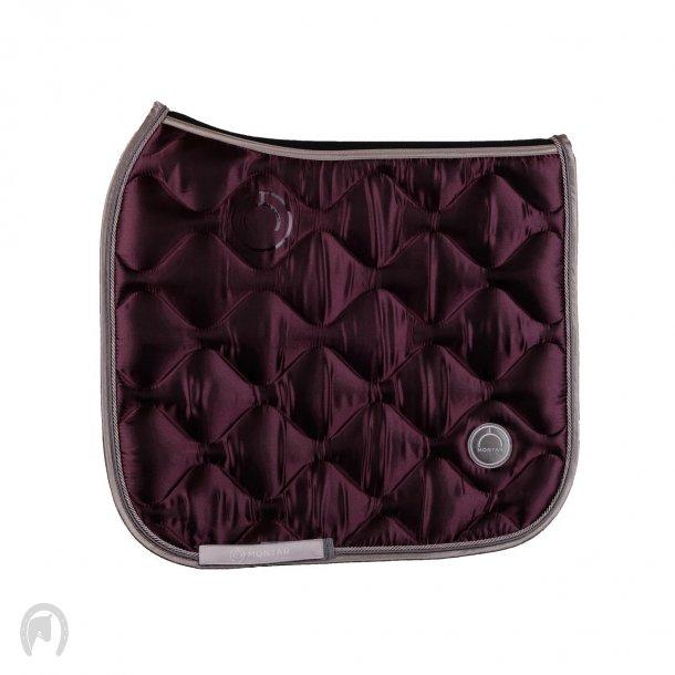 Montar dressage dlux Underlag burgundy