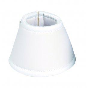 hvid gummi lampe