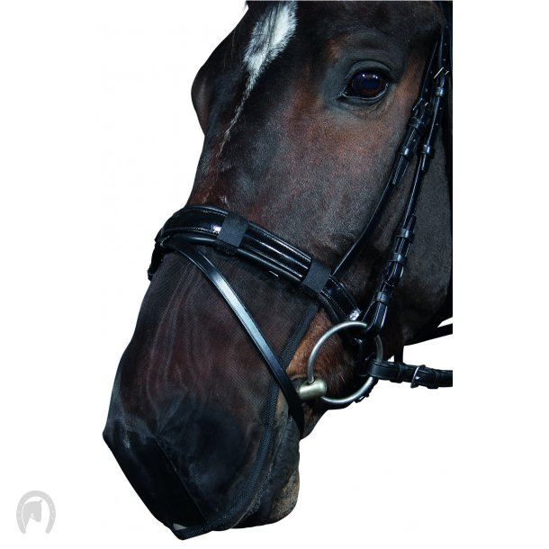 Horse Guard Mulebeskytter sort