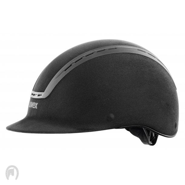 Uvex suxxeed Hjelm black velours