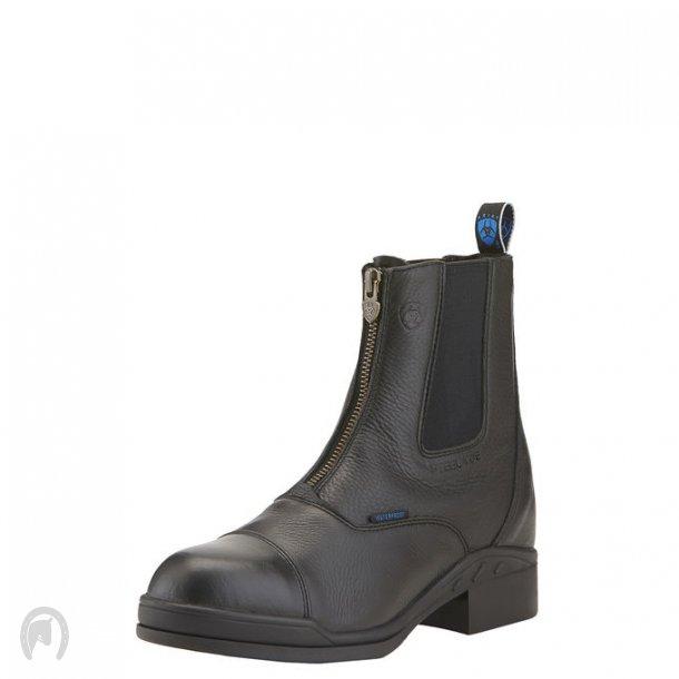 Ariat Heritage lV zip paddock steel toe (Sort)