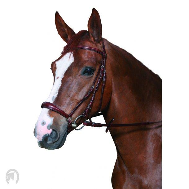 Horse Gaurd trense hannoveransk sort