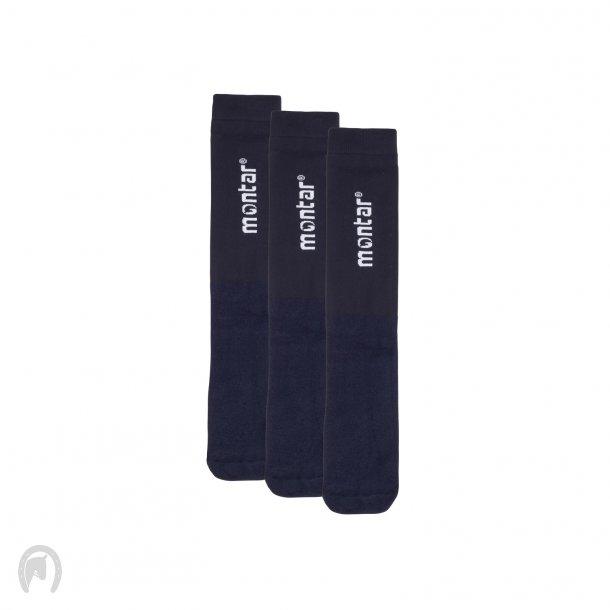Montar Nylon sock 3 pairs Navy