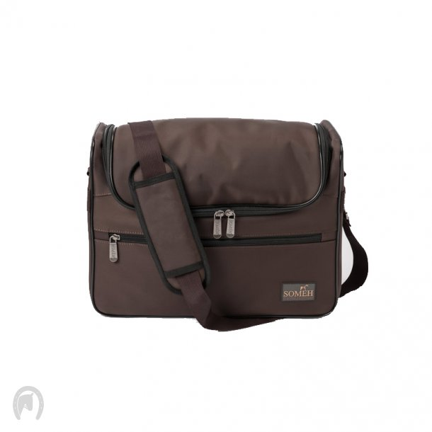 Soméh Grooming Bag Classic Brown