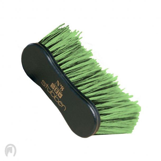Stübben Flicker mane brush No.8 (Grøn)